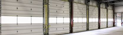 Commercial Sectional Doors 1
