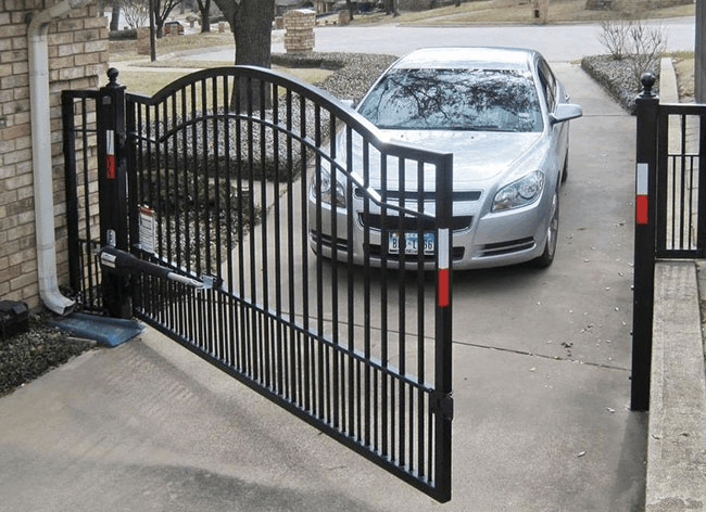 Installation - Residential and Commercial Gates 3